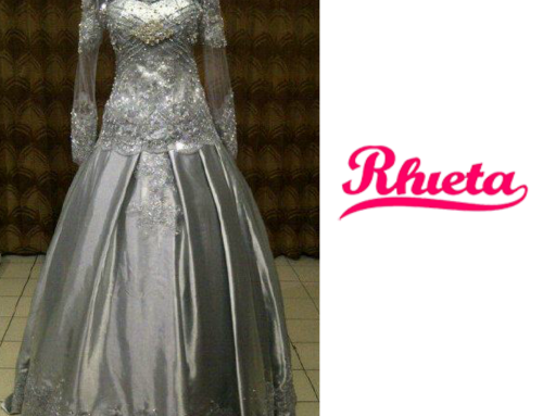 Wedding Dress Costum Order 2
