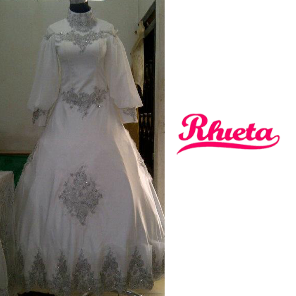 Wedding Dress Costum Order 1